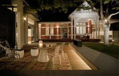 beautiful heritage meets contemporary house in Claremont, WA by Chindarsi Architects