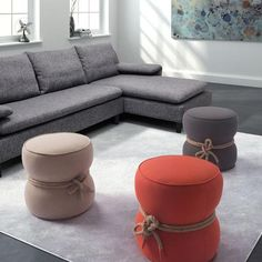 Whether grouped together or as a single splash of color, the Zuo Modern Tubby Pouf Ottoman is designed to delight. Fully upholstered in a felt-like. Furniture Deals, Table Furniture, Furniture Design, Ottoman Furniture, Grey Furniture, Furniture Websites, Furniture Outlet, Online Furniture, Ottoman Stool