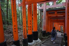 Fushimi Inari - Japan