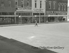 Businesses in Murfreesboro, Tennessee - 1935 - Historic Photo Print   eBay