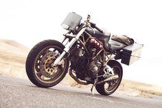 The Operator  1999 Ducati SS900