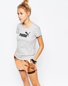 Puma+Fitted+Vest+Top+With+Front+Logo