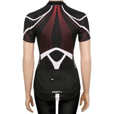 Craft Women's Performance Bike Tour Jersey for cycling