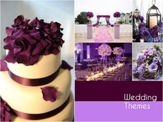 You can never go wrong with shades of purple! Spruce up your wedding decor with hues of royal purple that's a versatile pick for any venue. #WeddingThemes #SummerWeddingsWithBenzer