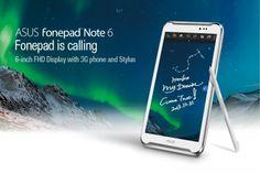 Asus #Fonepad Note 6