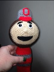 Being from Central Ohio, it is almost a requirement to be an Ohio State Buckeye fan. I can't say that I am, but most of my extended family is. This year for the family gift exchange, I thought ther...