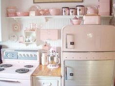 I'll have this kitchen some day!! :3
