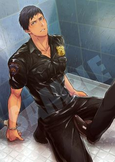 Aomine Daiki / Kuroko no Basket Fanarts Anime, Anime Manga, Anime Characters, Anime Art, Cool Anime Guys, Hot Anime Boy, Anime Love, Anime Style, Hot Men