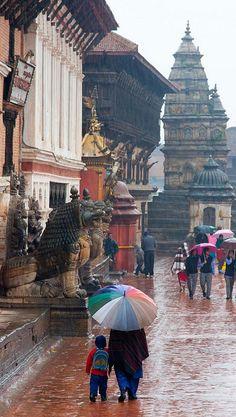 Old City of Bhaktapur, Nepal