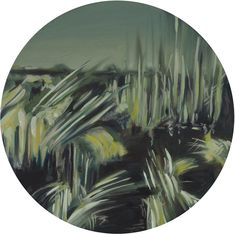Available for sale, 'Pathways Through Time' by South African artist Tanya Sternberg, round oil painting size in diameter. Abstract Paintings, Paintings For Sale, South African Artists, Online Art Gallery, Abstract Drawings