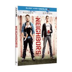 Twenty lucky winners will each receive a Neighbors Blu-rayª/DVD Combo Pack. (Approx. retail value: $34.98)