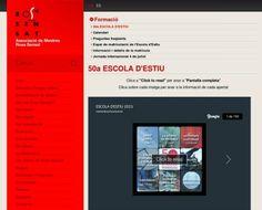 Implica't+ amb la 50a Escola d'Estiu Rosa Sensat. Presentarem el projecte Implica't+ en format de tallers, codi 21507072, els dies 6,7 i 8 de juliol de 10 a 12 del matí. Ja us podeu inscriure. Us hi esperem a tots! http://centresimplicats.blogspot.com.es/2015/03/implicat-amb-la-50a-escola-destiu-rosa.html
