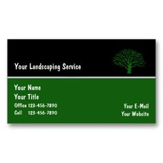 15 best landscaping business cards images on pinterest landscaping shop landscape business business card created by luckyturtle colourmoves