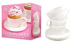 Cupcake Teacups