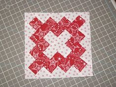 Nearly Insane Quilts: Block 71