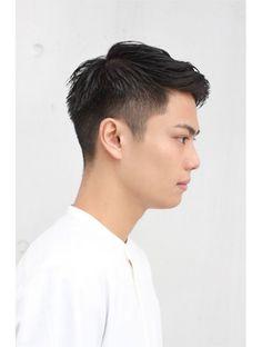 Hairstyles Haircuts, Haircuts For Men, Pixie Buzz Cut, Short Hair Cuts, Short Hair Styles, Two Block Haircut, Korean Men Hairstyle, Asian Haircut, Hair Beauty