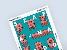Przekroje poster by MnM's for Poco Gallery