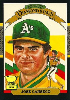Jose1987Donruss by Tim O'Rourke, via Flickr