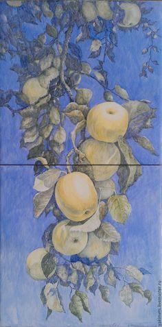 Магазин мастера OlgaYakimets: тарелки, пейзаж, картины цветов, сервизы, чайные пары, элементы интерьера