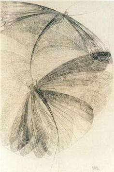 seaembraces:  'Libellen' ( 1936) Erika Giovanna Klien