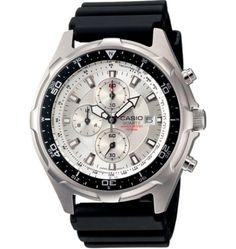 Men's Casio Marine Gear Diver's Chronograph Watch AMW330-7AV #Casio