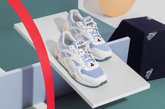 "PUMA Links Up With LC23 & BACKDOOR for ""Made in Italy"" R698"