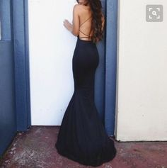 Black+backless+prom+dresses,+Sexy+mermaid+prom+dresses,+Simple+prom+dresses,+prom+dresses+2017,+Custom+prom+dresses The+sexy+backless+mermaid+dress+is+fully+lined,+8+bones+in+the+bodice,+chest+pad+in+the+bust,+lace+up+back+or+zipper+back+are+all+available,+total+126+colors+are+available.+ This+...