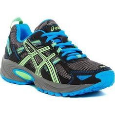 reputable site 24d7f 027ea ASICS Gel-Venture 5 GS Boys Youth Grey Running 2 Youth M