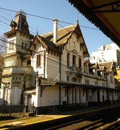 Estación Ramos Mejia. Buenos Aires