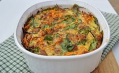 Paleo Sausage and Sweet Potato Breakfast Casserole BY VANESSA // NOVEMBER 22, 2013 //  17 COMMENTS  I'm in Thanksgiving countdown mode. Sinc...