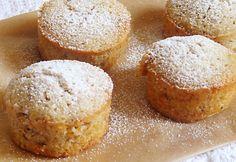Diós tortácskák Glaser konyhájából