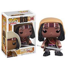Figurine Pop! The Walking Dead Michonne Vinyl 10cm - Séries TV - 15.99€ - #Logostore
