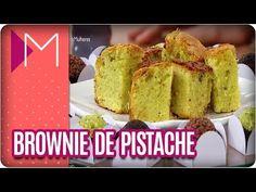 Brownie de pistache - Mulheres (13/03/18) - YouTube