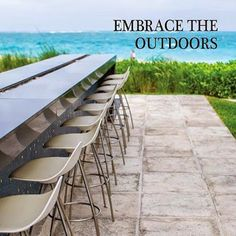 As the days grow longer and hotter, what better way to celebrate the change of seasons than by embracing the outdoors? - Grab a copy of our #twentyonemagazine for some expert tips on creating the perfect outdoor living space this #spring