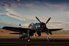 F8F Bearcat Grumman Aircraft, Ww2 Aircraft, Fighter Aircraft, Military Aircraft, Fighter Jets, Reno Air Races, American Fighter, Vintage Air, Dog Fighting