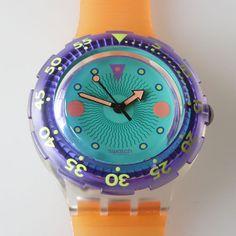 Swatch   Watch Classic Scuba Medusa SDK102.