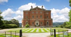 8 bedroom detached house for sale in Queen Marys Drive, Barlaston, Stoke-On-Trent, Staffordshire, - Rightmove. English Manor Houses, English House, Georgian Architecture, Classical Architecture, Amazing Architecture, British Architecture, Villas, Country House Design, Country Houses