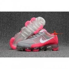 Nike Air Max 2018 Womens Grey Pink Shoes