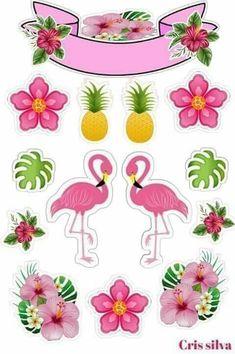 Best 12 – Page 826269862865110462 - Her Crochet Flamingo Party, Flamingo Craft, Flamingo Decor, Flamingo Birthday, Pink Flamingos, Adele Birthday, Hawaian Party, Party Decoration, Tropical Party