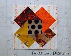 Farm Gal Designs: Gypsy Wife Quilt-Along