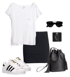 """""""casual day"""" by lady-elle ❤ liked on Polyvore"""