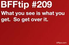 BFFtip #209