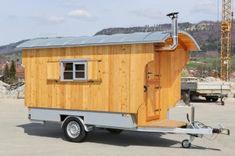 Schäferwagen als Reise- und Wohnwagen