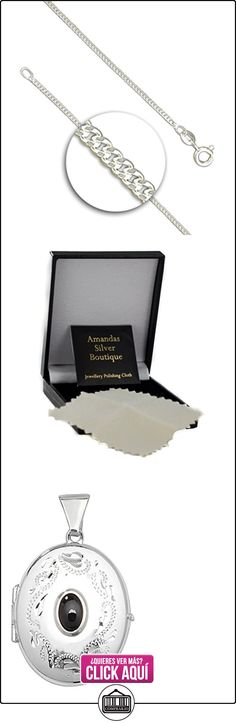 Amandas Silver Boutique Niños    plata     granate  ✿ Joyas para niñas - Regalos ✿ ▬► Ver oferta: https://comprar.io/goto/B00C1R2XQ4