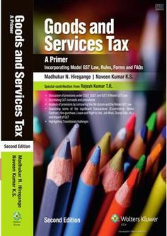 ntroduction of Goods and Services Tax (GST) is perceived as the biggest tax reform of independent India. GST would subsume many indirect tax laws enacted by the Union and States. With the dynamic developments around GST, the present Government is keen to roll out GST from 1st April 2017.