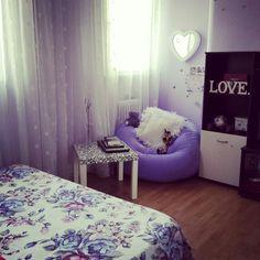 #fashion #room #love #purple