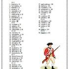 Johnny Tremain Novel Study. This Word Document packet has vocabulary and word mapping activities for the novel, a novel wordsearch, a readers resp...