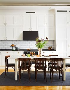 Home Kitchens, Table, House, Furniture, Rooms, Home Decor, Ideas, Little Cottages, Creative