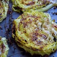 Made it .... Balsamic Honey Roasted Cabbage Steaks
