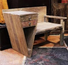 solid wood furniture, vintage furniture, salvaged wood furniture,modern interior design with eco friendly products